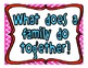 Reading Street First Grade Weekly Question Posters (FULL P
