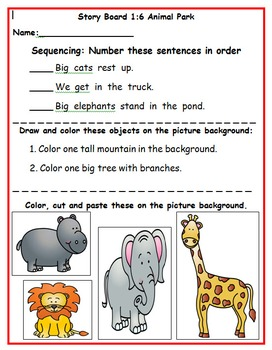 Reading Street First Grade Bundle Written Response Units
