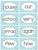 Reading Street First grade Sight Word cards