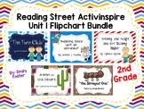 Reading Street Flipcharts Common Core Second Grade Unit 1 Weeks 1-5 BUNDLE!!