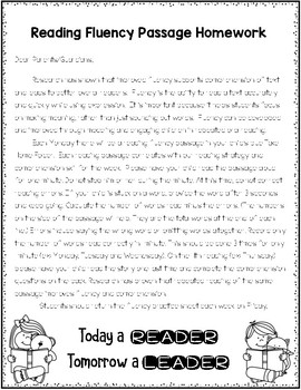 Reading Street Fluency Passages Unit 1 Second Grade By