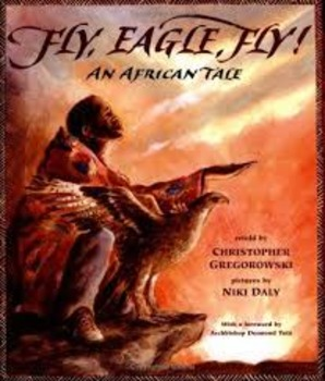 "Reading Street ""Fly, Eagle, Fly!:  An African Tale"" Weekly PowerPoint"