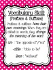 Reading Street Focus Board Posters: 4th Grade Unit 2 Weeks 1-5: {Pink}