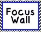 Reading Street Focus Wall Headers (Intermediate) - Blue