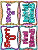 Reading Street Focus Wall MEGA Pack: First Grade (Bright Colors)