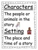 Reading Street Focus Wall Posters Grade 2 Unit 1, 2013 CC Edition