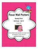 Reading Street Focus Wall Posters Grade 2 Unit 2, 2013 CC