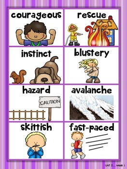 Reading Street Focus Wall - Second Grade-EDITABLE {Entire Year - Over 360 Pages}