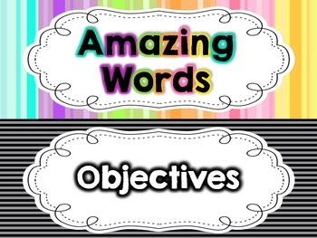 Reading Street Focus Wall Title Cards {Headers} - First Grade