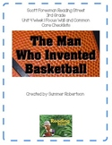 Reading Street Focus Wall U4W1 The Man Who Invented Basketball