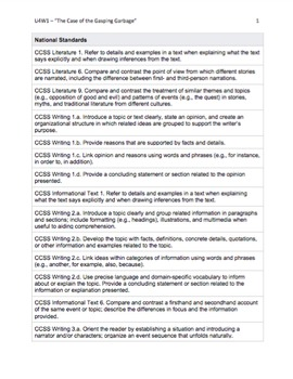 Reading Street - Fourth Grade Lesson Plans - Unit 4