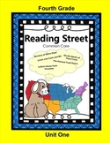 Reading Street Fourth Grade Unit One (Common Core)