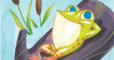 Reading Street - Froggy Fable Amazing Words