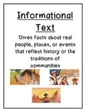 Reading Street Genre Posters (2nd Grade)