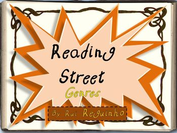 Reading Street - Genres with Borders
