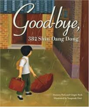 """Reading Street """"Good-Bye, 382 Shin Dang Dong"""" Weekly PowerPoint"""