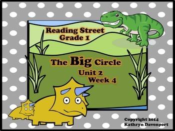 Reading Street Grade 1 The Big Circle Unit 2 Week 4