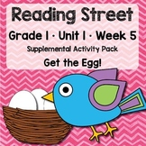 Get the Egg - Reading Street Supplemental Activities
