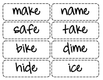 Reading Street, Grade 1, Unit 2 Spelling and High Frequency Word Cards