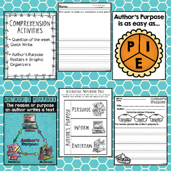 Reading Street - Grade 1 Unit 2 Week 3 Activity Pack