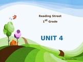 Reading Street Grade 1 Unit 4 (Amazing Words / Slection Wo