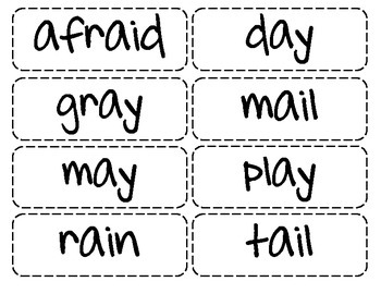 Reading Street, Grade 1, Unit 4 Spelling and High Frequency Word Cards