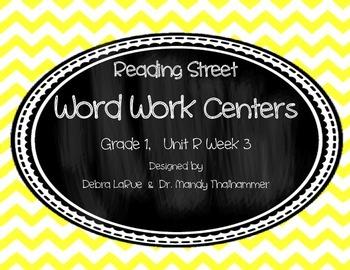 Reading Street Grade 1 Unit R Week 3 Word Work