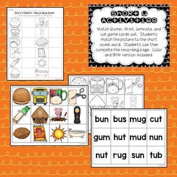 Reading Street - Grade 1 Unit R Week 6 Activity Pack