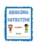 Reading Street Grade 2 Sleuth Companion Units 1, 2, 3, 4, 5, & 6