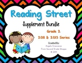 Reading Street, Grade 2, Supplement BUNDLE 2011 & 2013