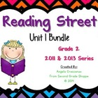 Reading Street, Grade 2, Unit 1 BUNDLE 2011 & 2013