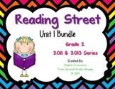 Reading Street, Grade 2, Unit 1 BUNDLE 2011 & 2013