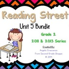 Reading Street, Grade 2, Unit 5 BUNDLE 2011 & 2013