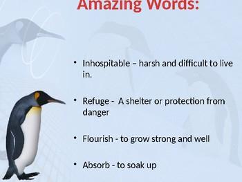Reading Street, Grade 3, Penguin Chick