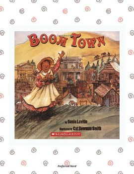 Reading Street Grade 3 Unit 1 Boom Town + Fridge Copy