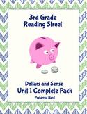 Reading Street Grade 3 Unit 1 Focus Wall Pack + Fridge Copies