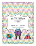 Reading Street Grade 3 Unit 1 Phonics Lessons : Student Guided Notes