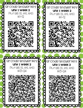 Reading Street, Grade 3, Unit 1 Week 2, What About Me? Phonics Pack