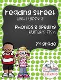 Kumak's Fish Phonics Pack; Reading Street, Grade 3, Unit 1 Week 3