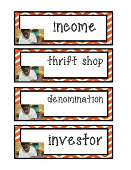 Reading Street, Grade 3, Unit 1, Week 5, My Rows and Piles of Coins