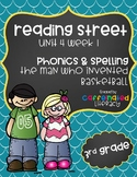 Reading Street, Grade 3, Unit 4 Week 1, The Man Who Invent
