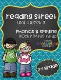 Reading Street, Grade 3, Unit 4 Week 3, Rocks in His Head