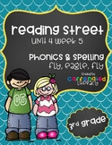Reading Street, Grade 3, Unit 4 Week 5, Fly Eagle Fly