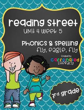 Reading Street, Grade 3, Unit 4 Week 5, Fly Eagle Fly Phon