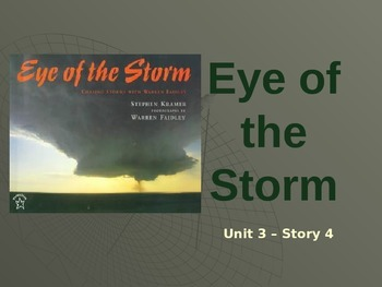 Reading Street Grade 4 Eye of the Storm Spelling PowerPoint
