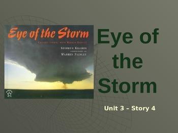 Reading Street Grade 4 Eye of the Storm Spelling PowerPoint