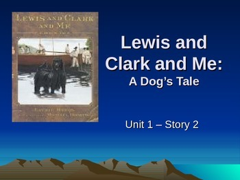 Reading Street Grade 4 Lewis and Clark and Me Spelling PowerPoint