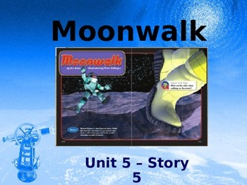 Reading Street Grade 4 Moonwalk Spelling PowerPoint