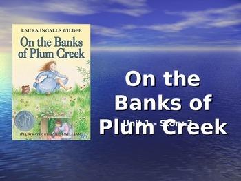 Reading Street Grade 4 On the Banks of Plum Creek Spelling PowerPoint