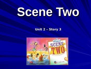 Reading Street Grade 4 Scene Two Spelling PowerPoint